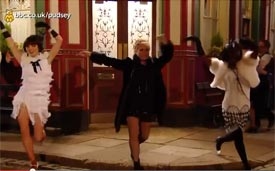 EastEnders The Big Albert Square Dance - BBC Children in Need 2013