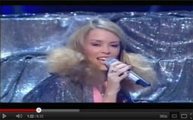 Kylie Minogue Live At The Royal Variety 2002
